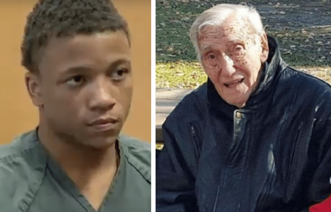 Tragedy as 91-year-old WWII veteran dies after teenager sets him on fire