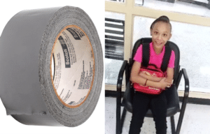 Reagan Phillips, duct tape, Dupont-Hadley Middle School, Old Hickory
