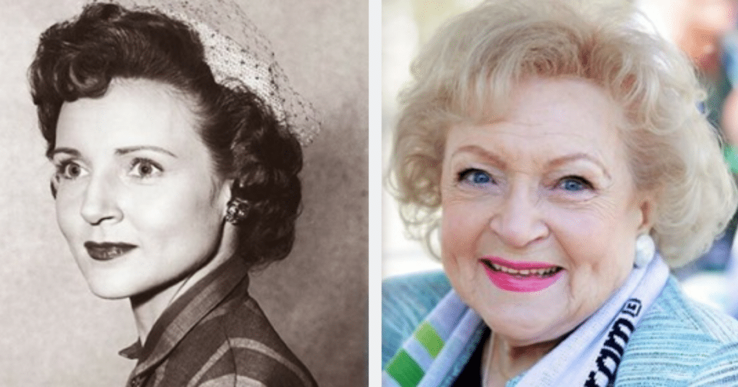 97-year-old Betty White is still loving life after 80 years in Hollywood: 'I've been so spoiled rotten!'
