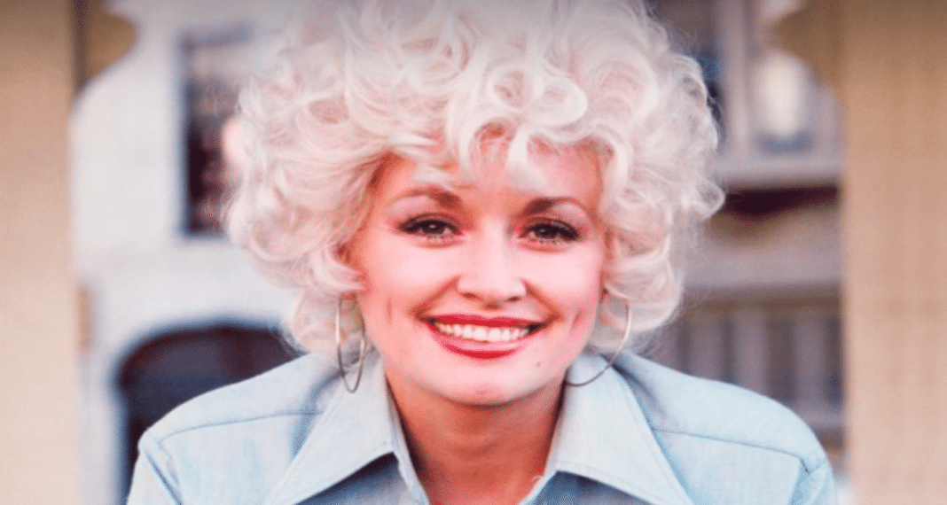 23 years after her journey began, Dolly Parton accomplishes a huge new milestone
