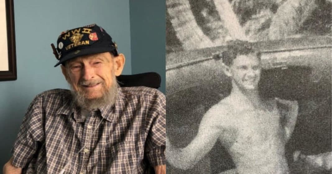 Last remaining member of first-ever Navy SEAL team celebrates his 94th birthday