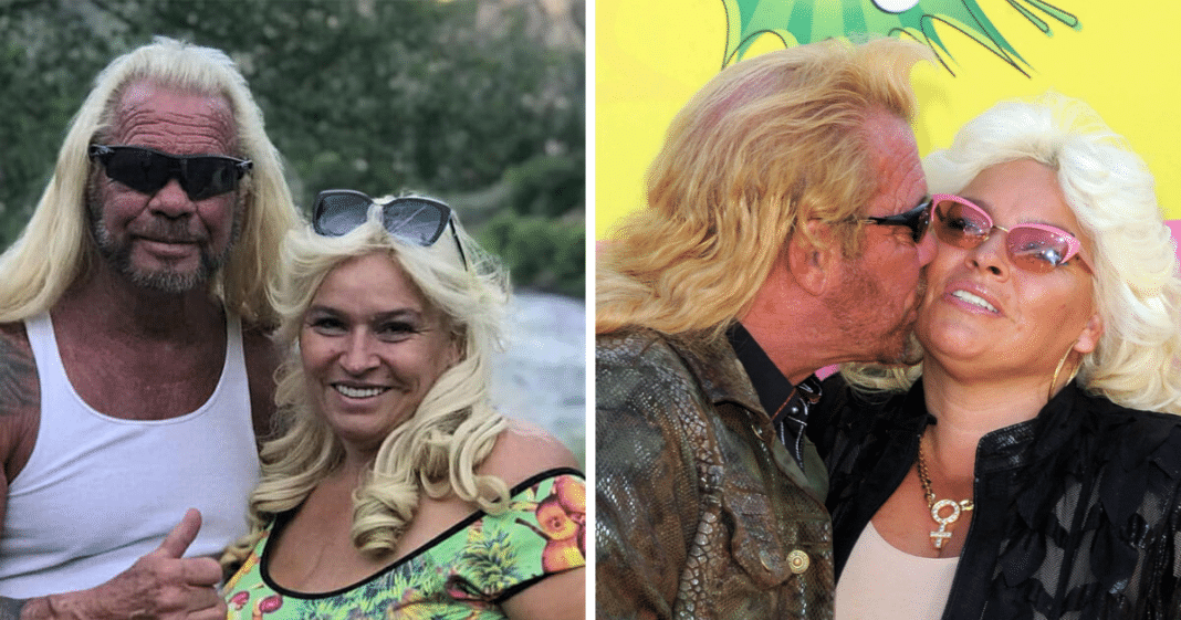 'Dog the Bounty Hunter' reveals wife Beth Chapman's final words before her death