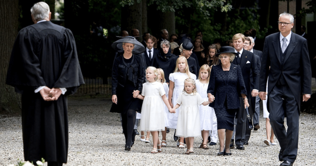 Dutch Royal Family Solemnly Announces Tragic Death of Family Member