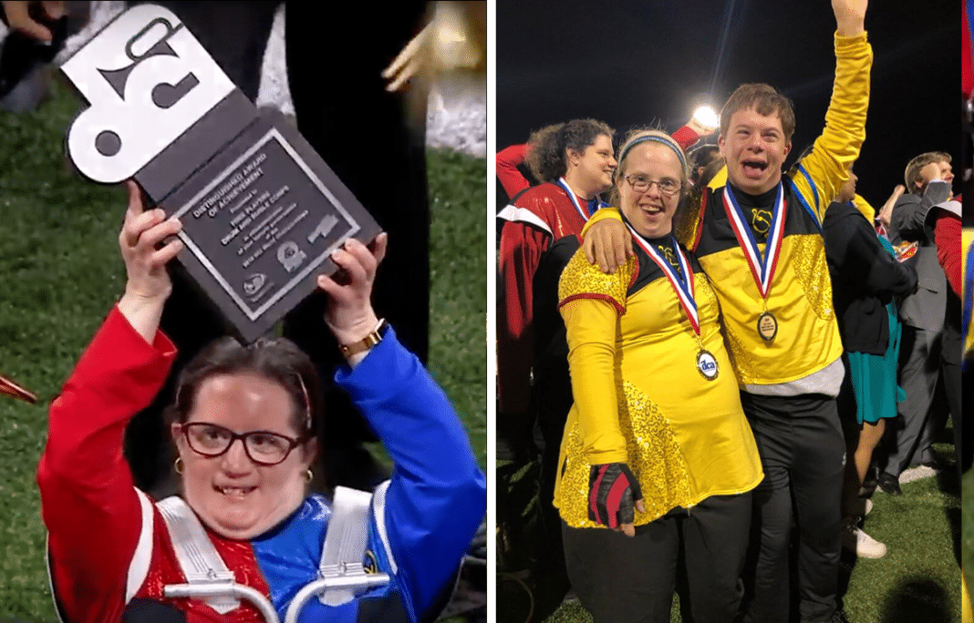 World's first special-needs drum corps makes history at world championship competition