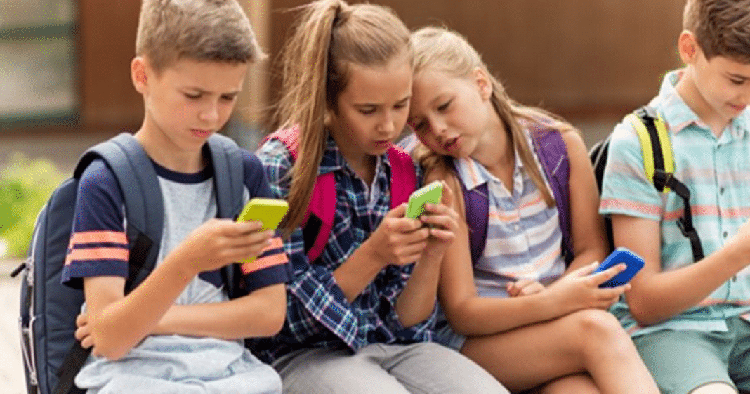 France bans smartphones and tablets in schools to curb screen addiction in kids