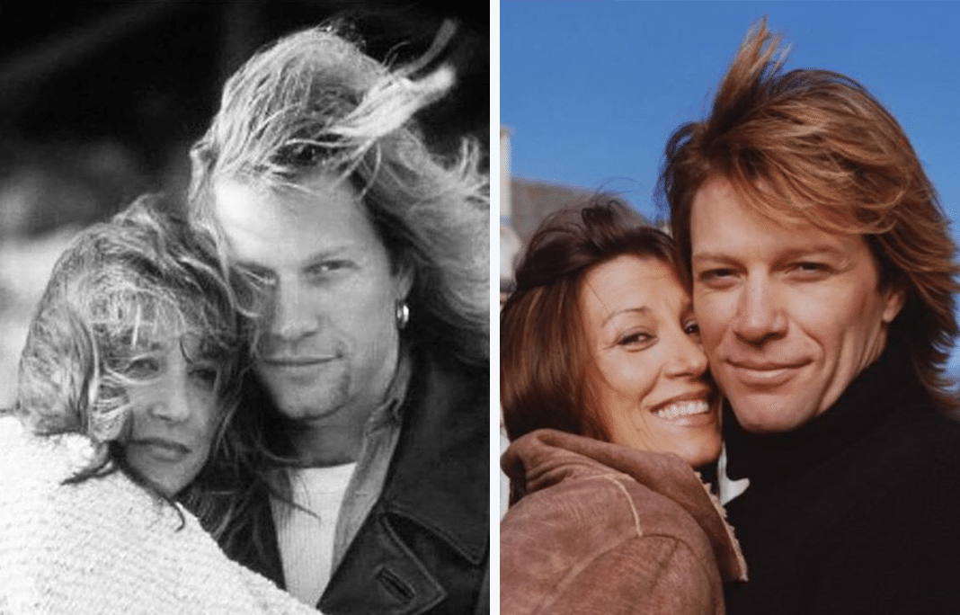 After three decades, Jon Bon Jovi's marriage to his high-school sweetheart is stronger than ever