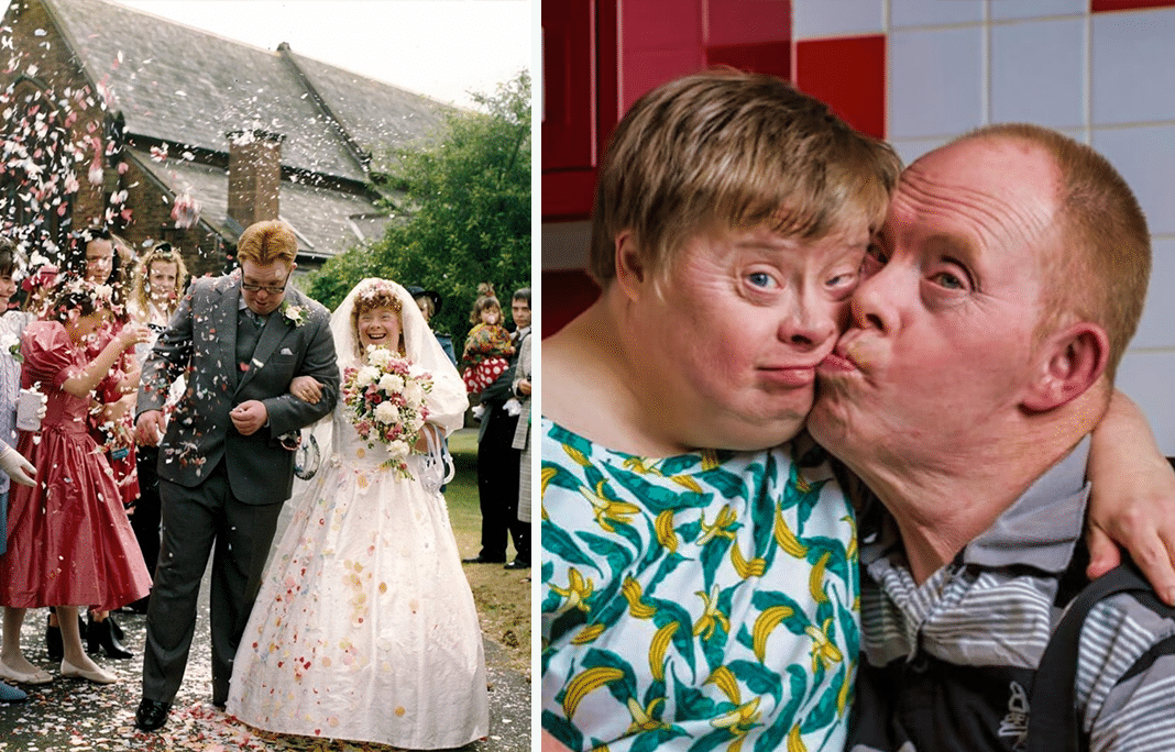 World's first couple with Down syndrome to get married are still inseparable 27 years later