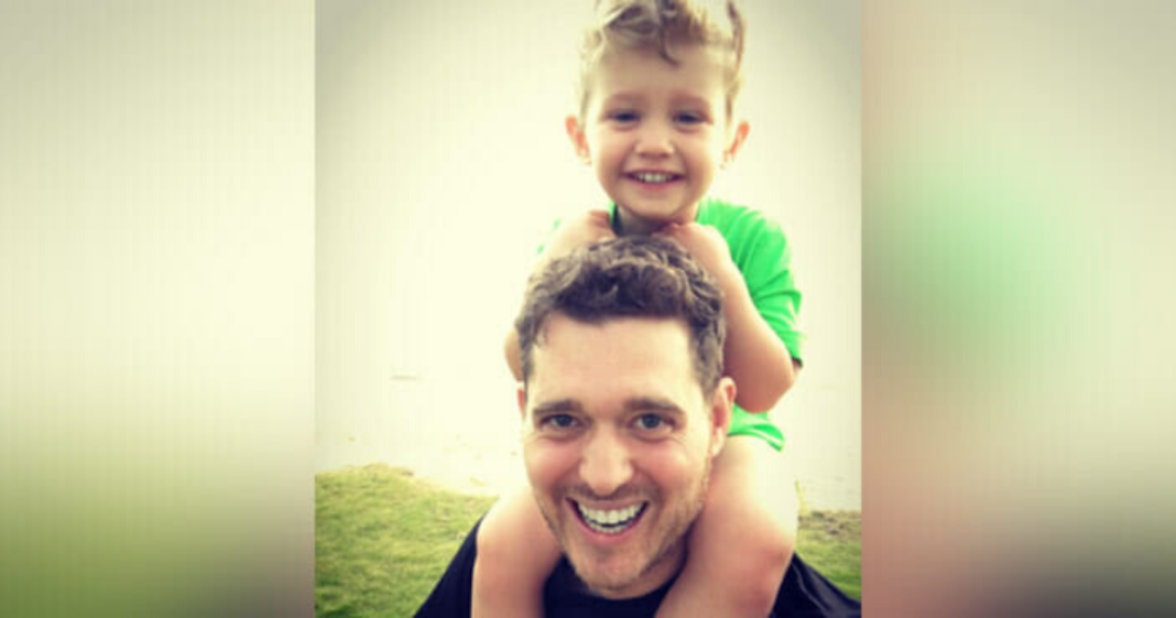 Michael Bublé thanks his savior Jesus Christ after young son's cancer remission