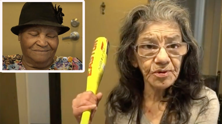 67-Year-Old 'Lady Ninja' Saves Friend – Tells Intruder, 'Not Tonight!'