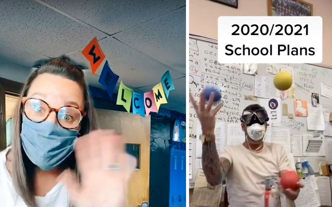 Teacher Heroes Who Found Creative Ways to Inspire During the Pandemic